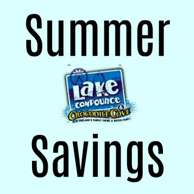 Lake Compounce Summer Savings!