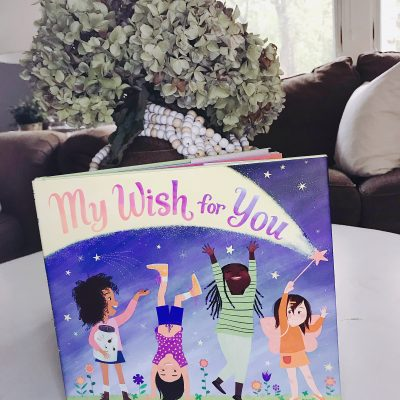 MY WISH FOR YOU – A Conversation Book for Mothers and Daughters