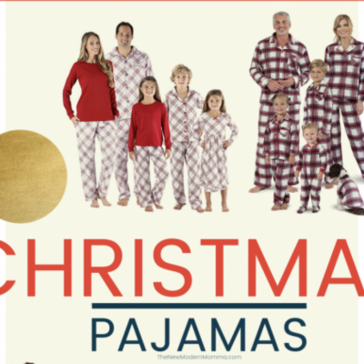 Christmas Pajamas for the Family!